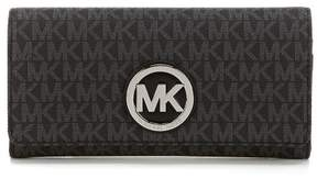 Michael Kors Fulton Signature Carryall Wallet - Black - 32S7SFTE3B-001 - BLACK - STYLE