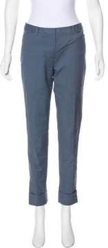 Brooks Brothers Mid-Rise Straight-Leg Pants w/ Tags