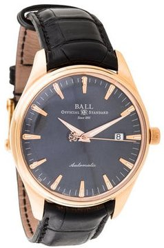 Ball Trainmaster One Hundred Twenty Watch