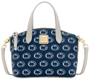 Dooney & Bourke Penn State Nittany Lions Ruby Mini Satchel Crossbody - NAVY - STYLE