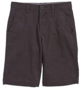 Calvin Klein Jeans Boys Flat-Front Shorts