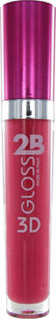 2B Colours 3D Lip Gloss - Framboise