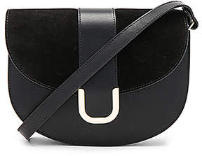 A.P.C. Soho Bag in Black.