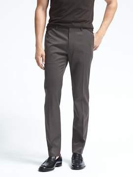 Banana Republic Slim Non-Iron Stretch Cotton Pant