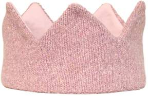 Il Gufo Knitted Wool Crown Hat