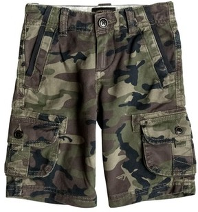 Quiksilver Boy's Everyday Deluxe Cargo Shorts