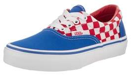Vans Kids Era (checkerboard) Skate Shoe.