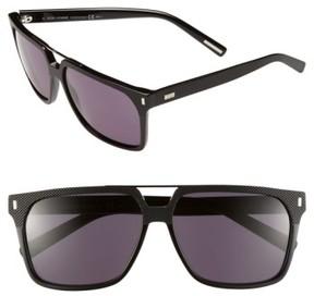 Christian Dior Men's '134S' 58Mm Sunglasses - Black
