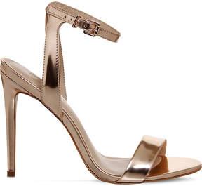 Office Alana metallic leather sandals