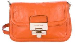 MICHAEL Michael Kors Leather Flap Shoulder Bag