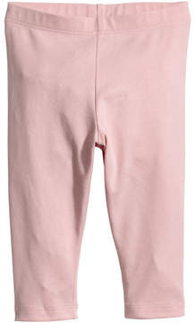 H&M Jersey Leggings - Pink
