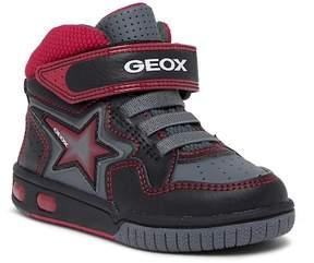 Geox Gregg Light-Up Hi Top Sneaker (Toddler & Little Kid)