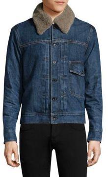Rag & Bone Bartack Cotton Jacket