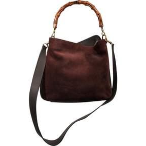 Gucci Bamboo handbag - BROWN - STYLE