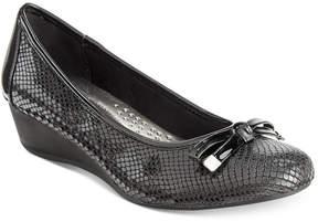 Karen Scott Pippa Casual Wedge Pumps, Created for Macy's Women's Shoes