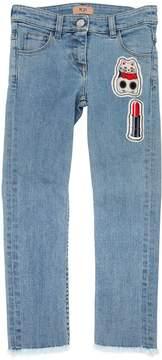 N°21 Slim Fit Stretch Denim Jeans