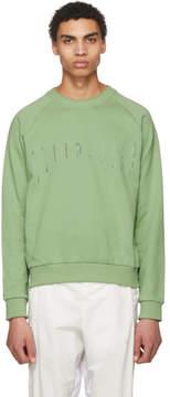 Cottweiler Green Logo Signature 2.0 Sweatshirt