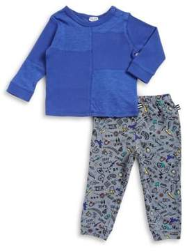 Splendid Baby Boy's Two-Piece Long Sleeve Top and Pants Set