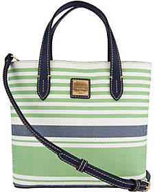 Dooney & Bourke As Is Westerly Mini Waverly - ONE COLOR - STYLE