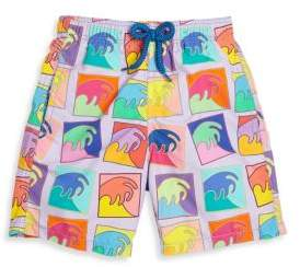 Vilebrequin Toddler's, Little Boy's & Boy's Graphic Printed Shorts