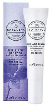 Botanics Triple Age Renewal Eye Correction Serum