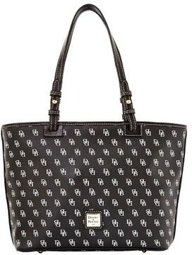 Dooney & Bourke Gretta Small Leisure Shopper Tote - BLACK BLACK - STYLE