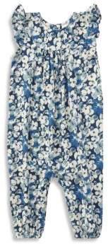 Ralph Lauren Baby's Floral Romper