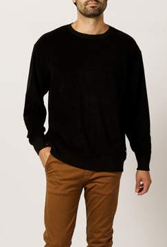 Barney Cools Terry Crew Sweater