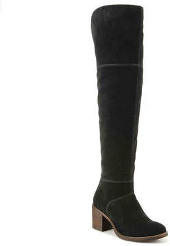 Lucky Brand Women's Ramsden Over The Knee Boot
