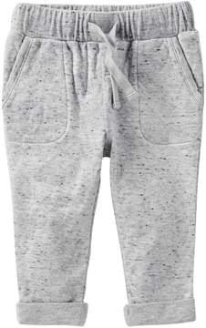 Osh Kosh Baby Boy Nep Cuffed Jogger Pants