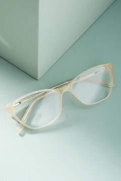 Anthropologie Plexie Cat-Eye Reading Glasses