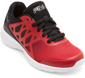 Fila Faction 3 Boys Running Shoes - Little Kids