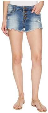 Billabong Buttoned Up Shorts Women's Shorts