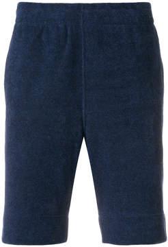 N. Hoolywood terry bermuda shorts