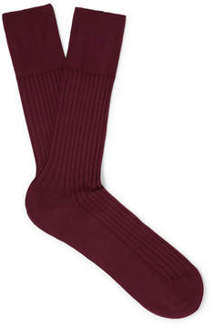 Falke No. 13 Piuma Cotton-Blend Socks