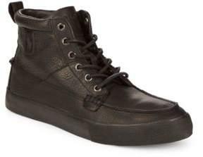 Polo Ralph Lauren Tavis High-Top Leather Sneakers