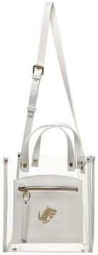 Dino clear shoulder bag PWMR2AG51900001