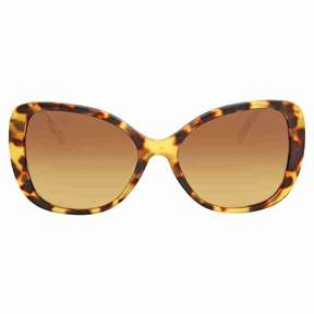Burberry Brown Gradient Sunglasses