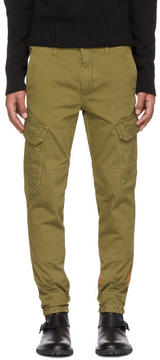 Belstaff Tan Thorney Cargo Pants