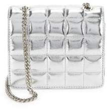 French Connection Quilted Mini Shoulder Bag
