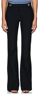 Derek Lam 10 Crosby Women's Stretch-Cotton Flared Pants
