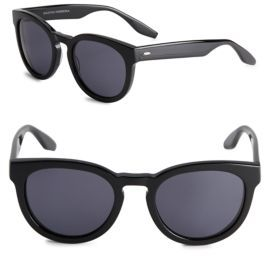 Barton Perreira 52MM Solid Sunglasses