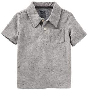 Osh Kosh Oshkosh Bgosh Toddler Boy Solid Polo