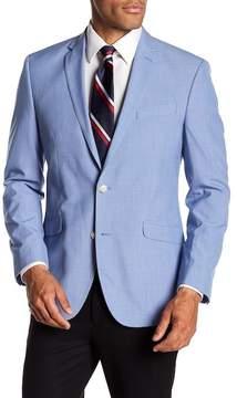 Kenneth Cole Reaction 2-Button Notch Lapel Sportcoat