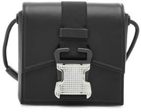 Christopher Kane Mini Crossbody Embellished Leather Bag
