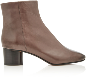 Isabel Marant Danay Leather Ankle Boots