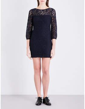 Claudie Pierlot Rebond lace dress