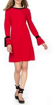 Donna Morgan Crepe Shift Dress