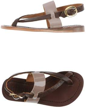 Bisgaard Toe strap sandals
