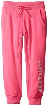 Converse CTP Rib Panel Jogger Girl's Casual Pants